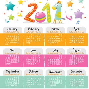 Vector-Calendars-20111