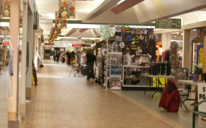 Save at the Mall by Shopping at Kiosks