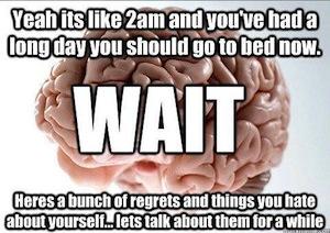 depression insomnia