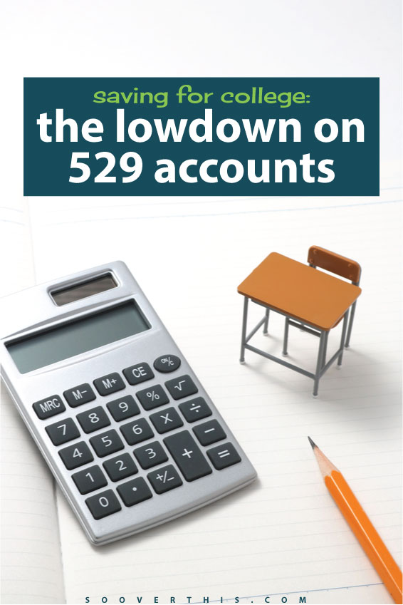 Saving For College The Lowdown On 529 Accounts