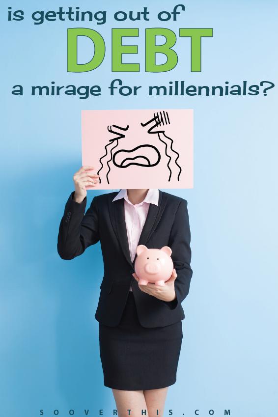 Millennial Debt | Millennial Money Management | How to Budget | Millennial Net Worth Tips