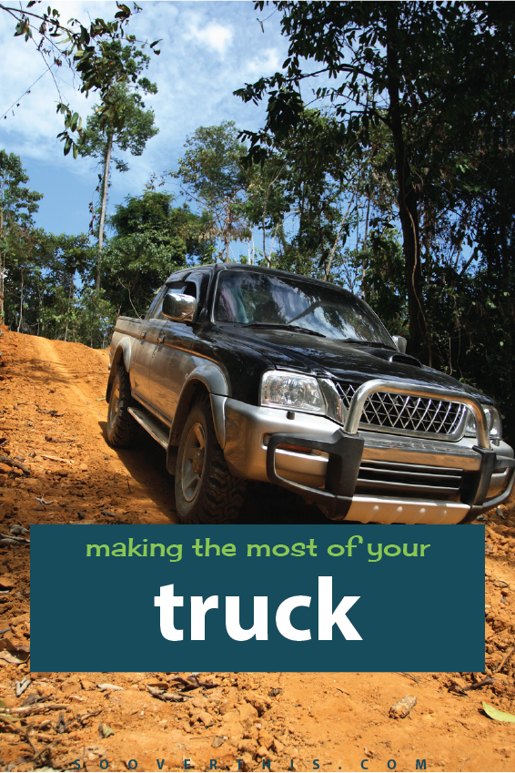 Making the Most of Your Truck | Side Hustles | Earn More Money