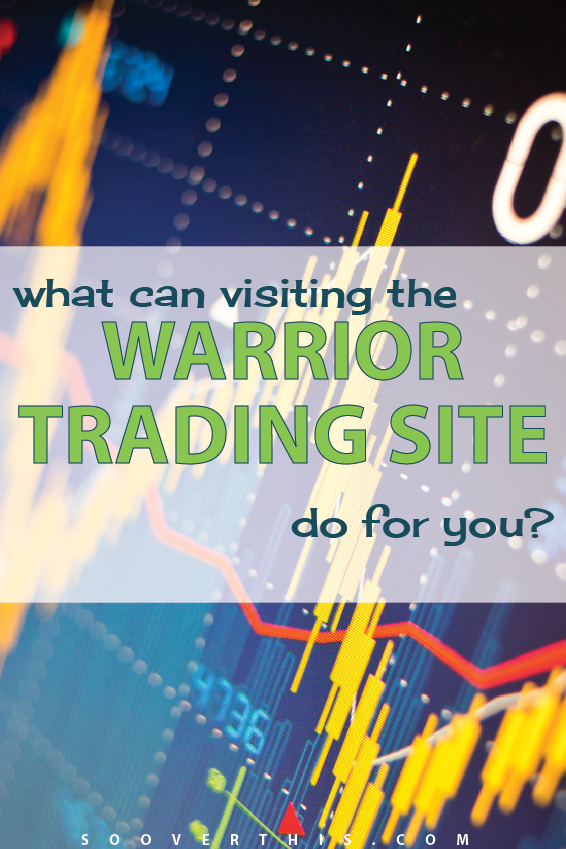 Visiting the Warrior Trading Site | How to Invest | Learning to Invest | Investment Basics