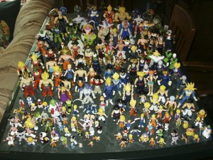 dragonball z toys - the latest obsession to bite the dust