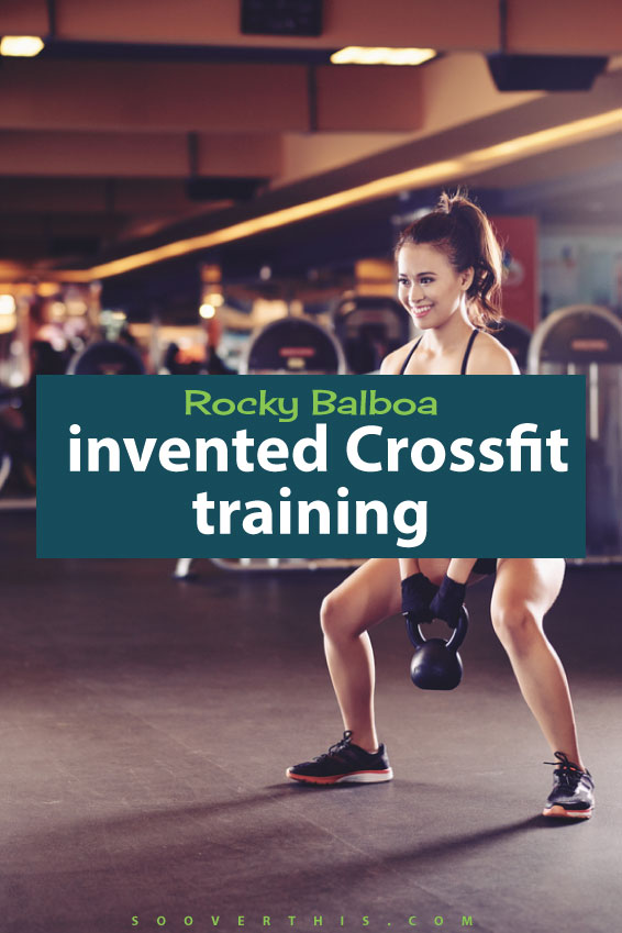 Who actually invented Cross Fit? It's the latest fitness trend, and for good reason, but where did the principles come from? This guy makes a pretty good point - Rocky Balboa was involved! This is a fun read about fitness.