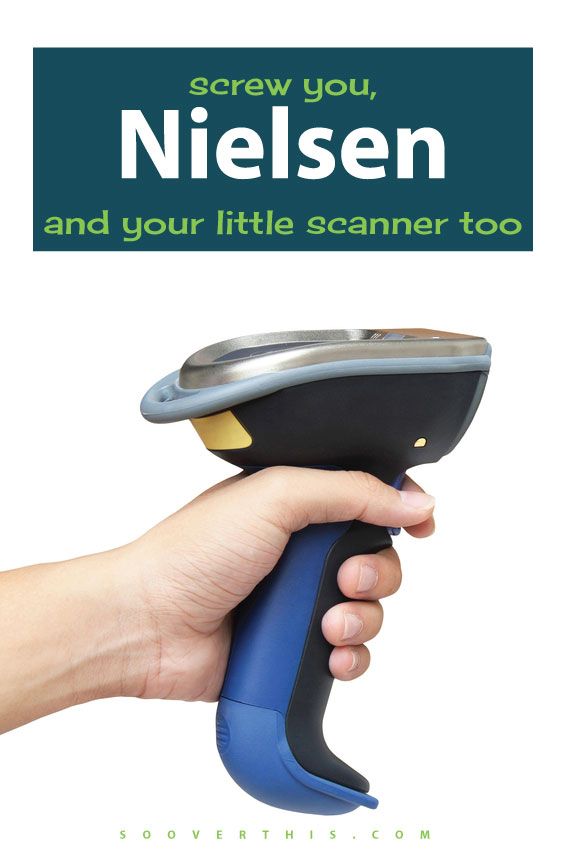 Beware! Some of the easy ways to make money from home can blow up in your face. This is a warning for the Nielson grocery scanner program, I'm glad I read it because I've thought about doing some of the consumer habits things before and now I know some red flags.